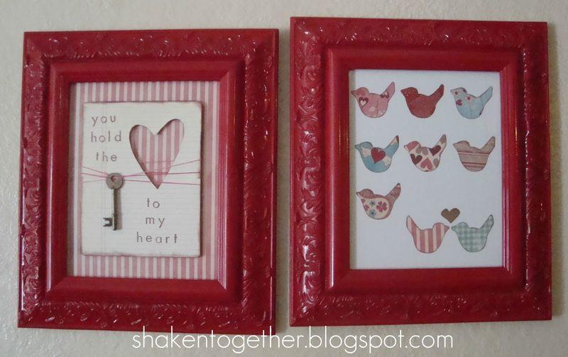 Both valentines art BLOG
