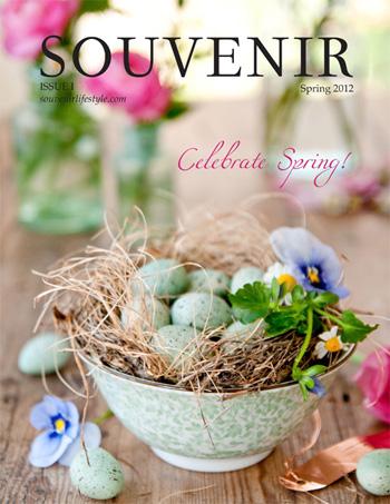Spring Sweetness: Souvenir