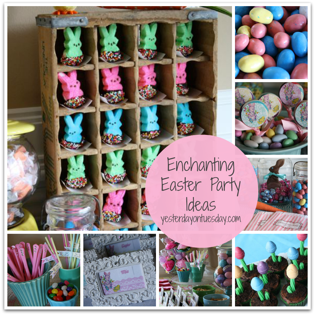 Enchanting Easter Party