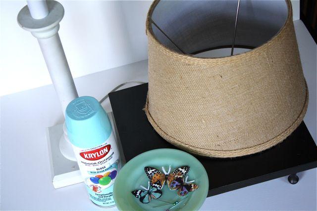 Butterly lamp supplies