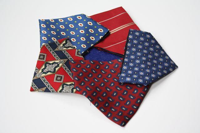 Necktie Wreath 2
