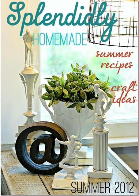 Splendidly Homemade: Fab, Fun and FREE Magazine