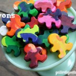 How to make DIY Crayons from Yesterday on Tuesday