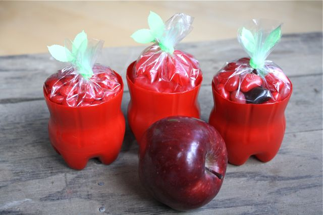 Apple Treat Cups - Yesterday on Tuesday