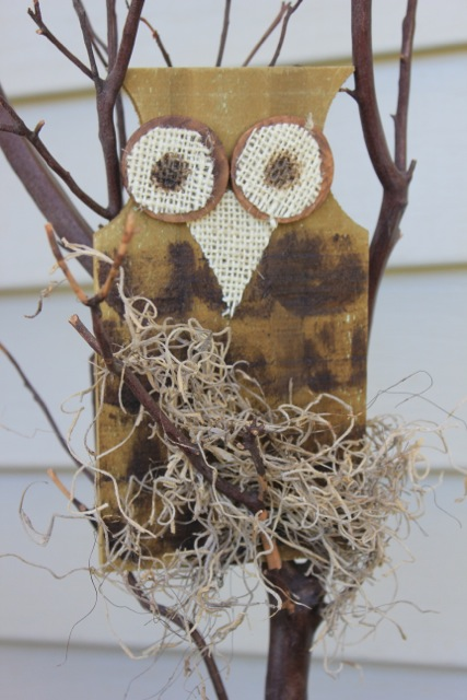 Picket Fence Owls