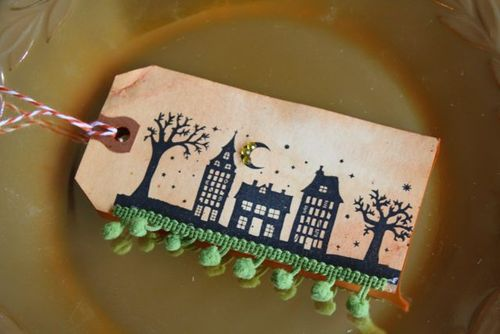 Halloween Tags - Yesterday on Tuesday #halloween