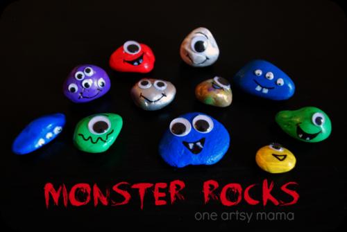 Monsterrockspinnable