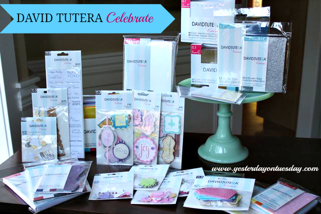 David Tutera Celebrate - Yesterday on Tuesday