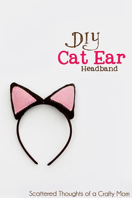 Cat-ear-headband
