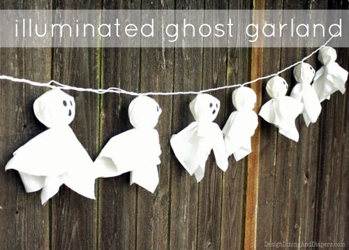 Ghost-Garland