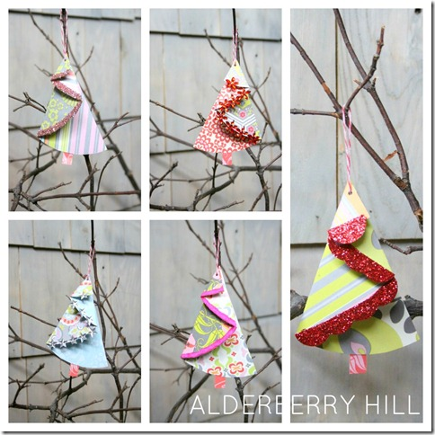 Paper-Tree-Ornaments-Collage