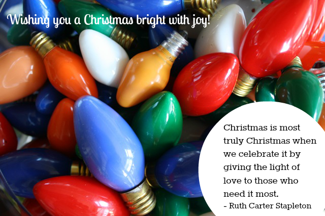 Merry Christmas - Yesterday on Tuesday #christmas