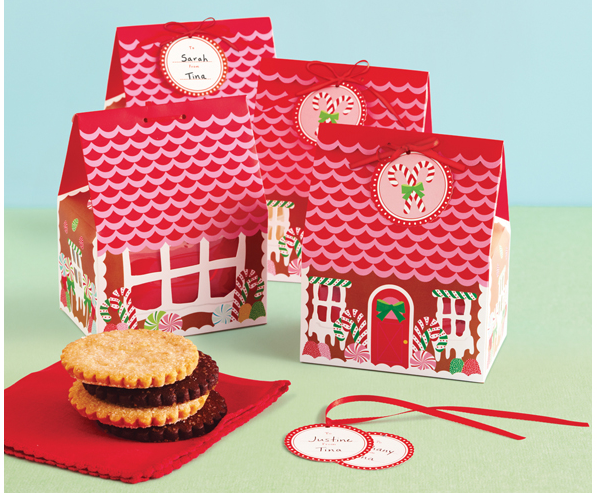 Wonderful Gingerbread House  - Martha Stewart Crafts
