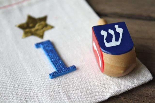 Hannukah Gelt Tree - Yesterday on Tuesday #hanukkahcrafts #hanukkah #hannukahdecor