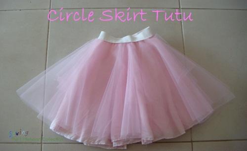 Circle Tutu Skirt - Sew TLC