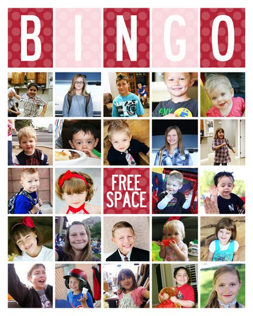Bingo Cards Valentines - Eighteen25 #eighteen25 #valentines #kidsvalentines #valentinesday