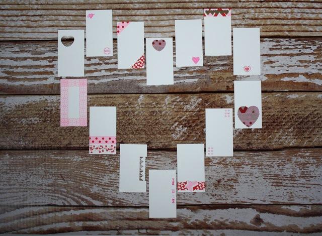 Valentine Coundown Calendar - YoT #valentinesday #valentine #valentinecalendar #heart