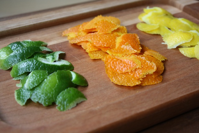 Make Your Own Citrus Salt - #yesterdayontuesday #salt #citrussalt #diysalt