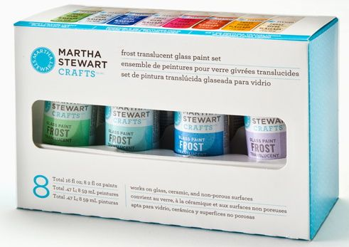 glass paint giveaway
