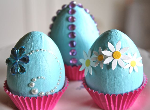 Easy and elegant Easter egg ideas