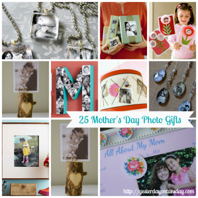 25 Meaningful Mother's Day Photo Gifts