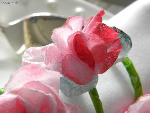 Spring Napkin Rings