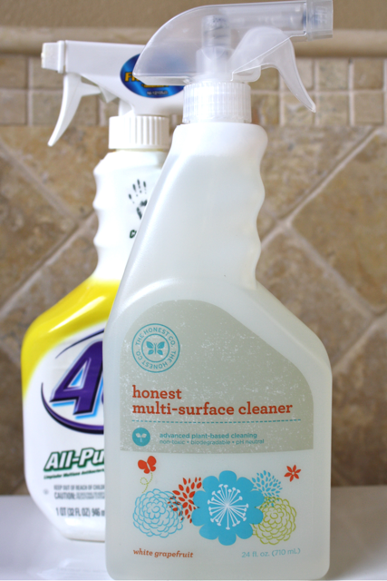 Eco multi surface cleaner