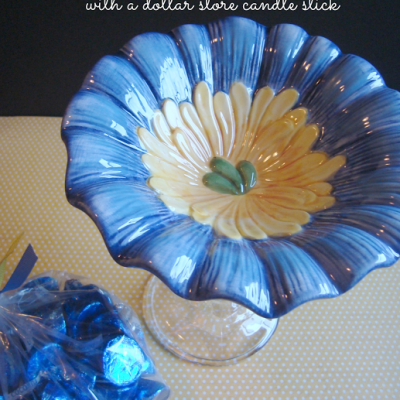 Quick Spring Candy Dish