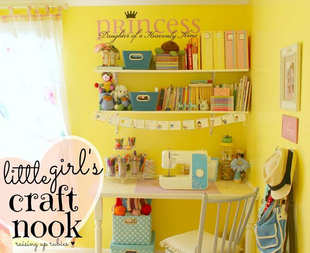 Craft Nook for Kids