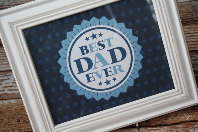 Free Father's Day Art
