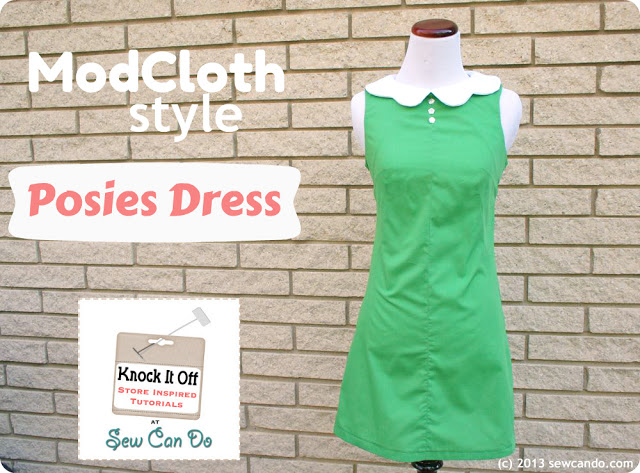 Mod Cloth Knockoff Dress