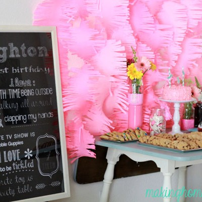 Crafty Soiree #144: Colorful Crafts
