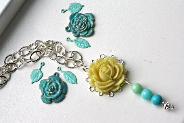 Crafting with Martha Jewelry