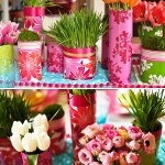 Wrapped Vases from HWTM