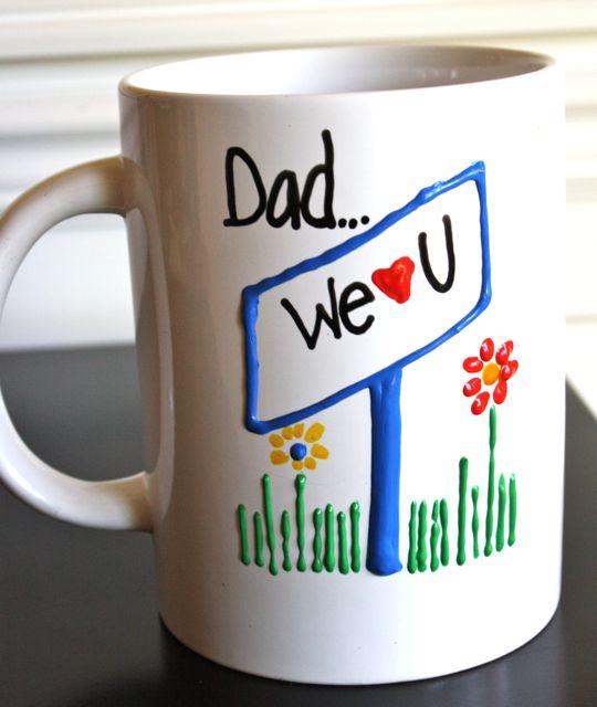 Father's Day Gift Mug