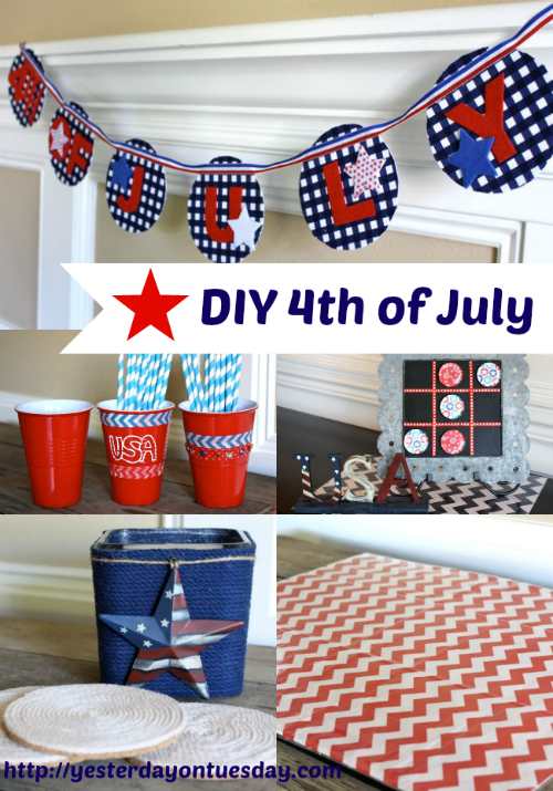 DIY 4th of July Entertaining Ideas