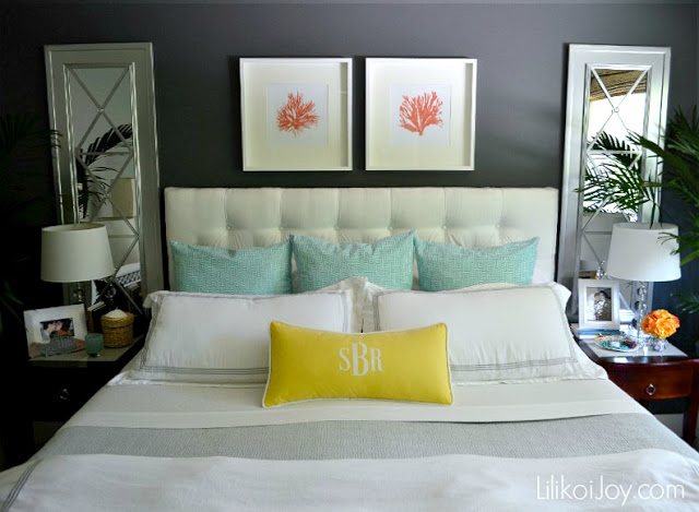 DIY Master Bedroom