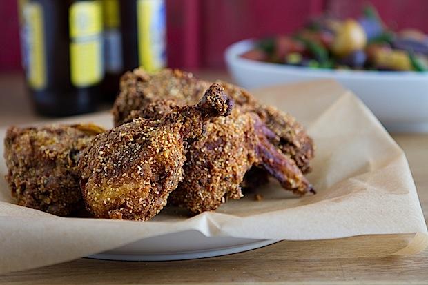 Patriotic Fried Chicken