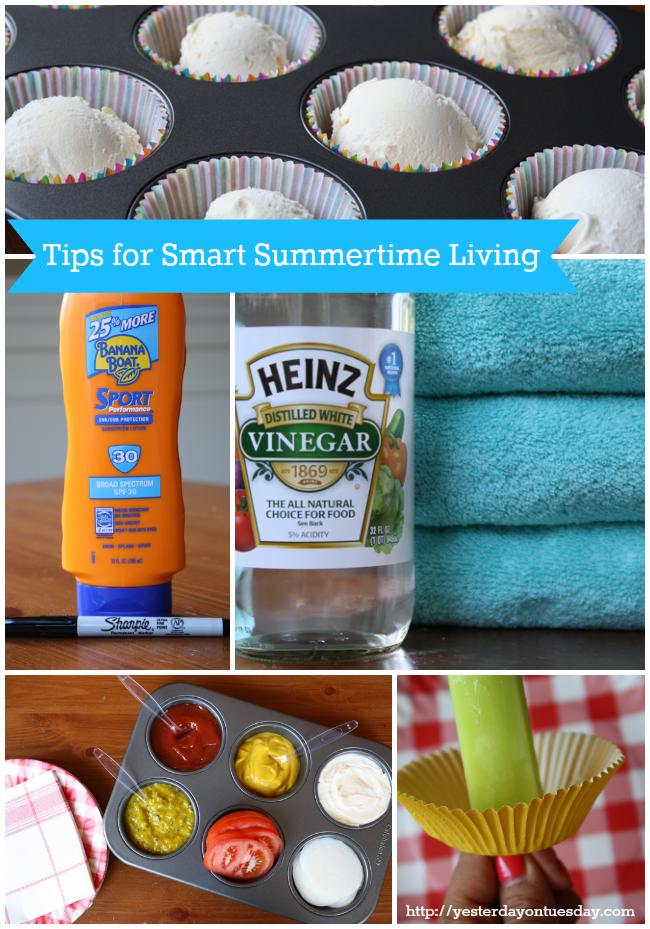 Smart Summertime Living Ideas