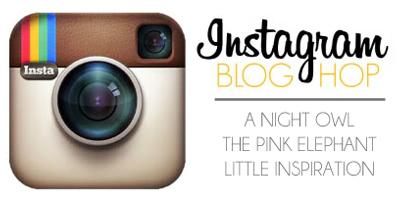 Instagram Blog Hop