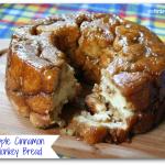 Easy Apple Cinnamon Monkey Bread