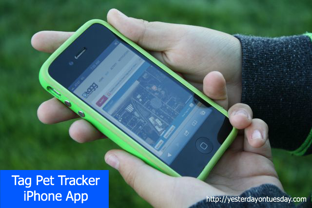 agg Pet Tracker Product