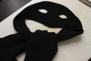 DIY Zorro Costume