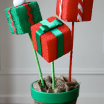 Styrofoam Christmas Decor