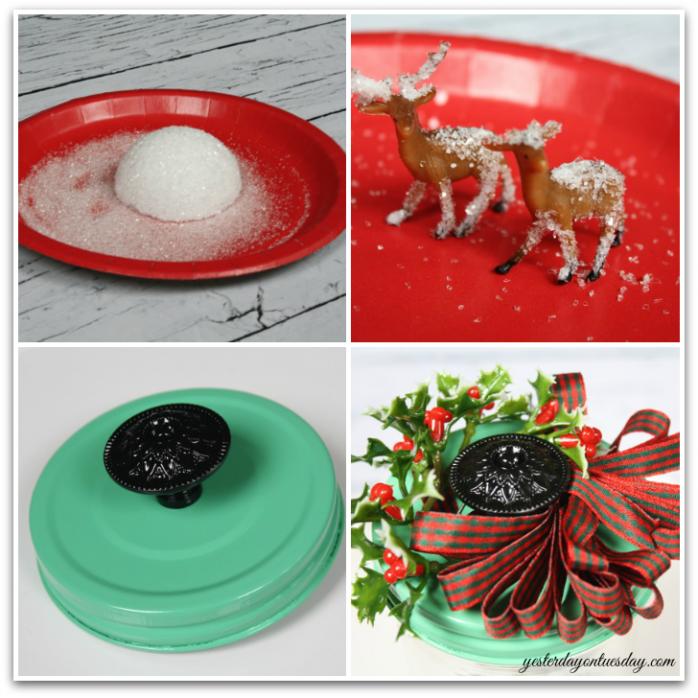 Mason Jar Holiday Craft Extravaganza