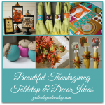 Thanksgiving Tabletop Ideas