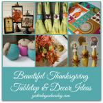 Thanksgiving Tabletop Ideas