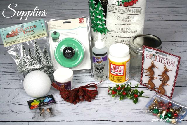 Mason Jar Craft Extravaganza