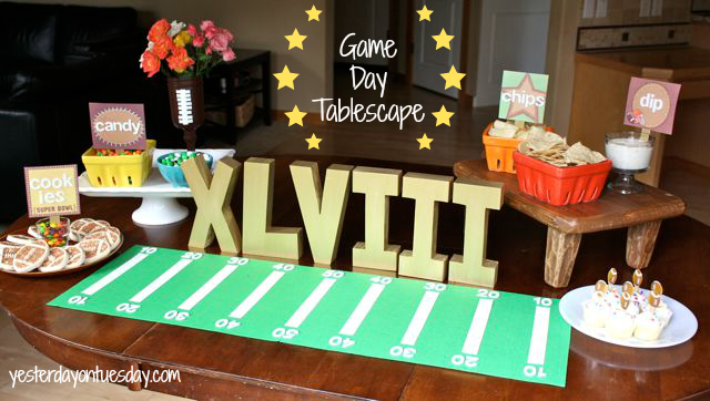 Super Bowl Party Ideas and Coupons.com Giveaway
