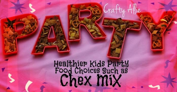 Chex Mix Recipe by Craftie Allie